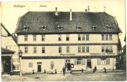 Wolfhagen Rathaus - Wolfhagen