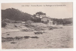 SAINTE MAXIME -  La Madrague Et La Corniche D'or - Sainte-Maxime