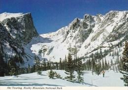 Ski Touring Rocky Mountain National Park