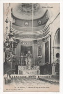 SAINT TROPEZ - Intérieur De L'Eglise - Maître-Autel - Saint-Tropez