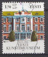 ESTLAND Mi:238 75.Jahre Kunstmuseum 1994 Used-Gebruikt-Oblitere - Estland
