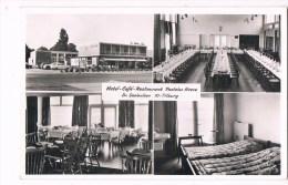 25418 ( 2 Scans ) Hotel Cafee Restaurant Postelse Hoeve  Tilburg - Tilburg