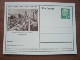 POSTKARTE - Stationery Postcard Unused -  Kurfurstendamm - [7] Repubblica Federale