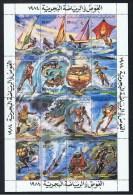 Libie Y/T 1267 / 1282 (**) - Libye