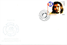 4942) MiNr. 4372 FDC - Che Guevara - Kuba
