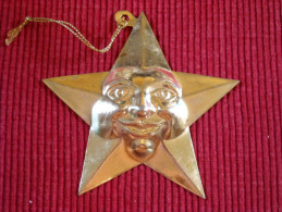 D�coration No�l Vintage , M�tal