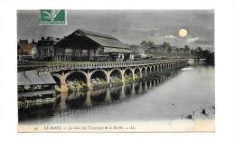 (1361-72) Le Mans - La Gare Des Tramways De La Sarthe - Le Mans