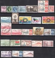 KOWEIT KUWAIT petit lot de timbres voir scan recto et verso