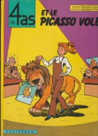 LES 4 AS - ET LE PICASSO VOLE - Edition Originale 1974 - 4 As, Les