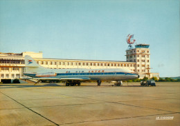 Aéroport  De Bordeaux -  Mérignac -   (Caravelle Air Inter) - 1946-....: Modern Tijdperk