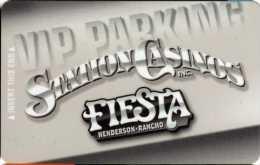 USA : Station Casinos Fiesta Henderson Rancho : VIP Parking