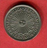 10 CENT   TTB 10 - Pérou