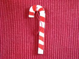 Décoration Noël Vintage , Bois Peint - Decorative Items
