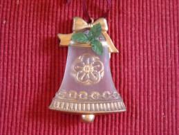 Décoration Noël Vintage , Plastique - Décoration De Noël