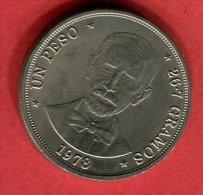1 PESO    TTB 12 - Dominicaanse Republiek