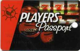 Canada : Casino Rama : Players Passport