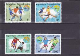 NEUF ** UNE SéRIE DE 4 VALEURS N° 397/400 YVERT ET TELLIER 1990 - Copa Mundial