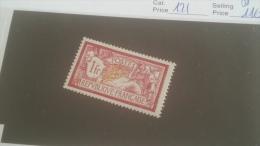 LOT 233186 TIMBRE DE FRANCE NEUF** N�121 VALEUR 110 EUROS