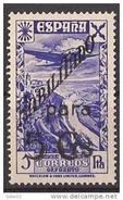 ESBE43-B083TO. Spain.Espagne.TRANSPORTE DEL CORREO.Avion.Historia Del Sello.BENEFICENCIA 1940 .(Ed.43**) - Otros