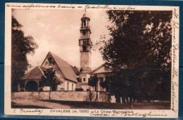 Cavalese  Cartolina  Viaggiata 1929 - Trento