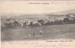 Top seltene AK,Dom-Le-Mesnil,Feldpost ,Stempel,Frankreich,1.WK, 1915
