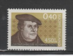 (SA1150) FINLAND, 1967 (450th Anniversary Of The Reformation). Mi # 629. MNH** Stamp - Ongebruikt
