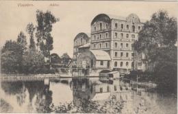 Top seltene AK,Vouziers,M�hle,Feldpos t,Stempel,Frankreich,1.WK ,1915
