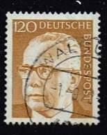 Bund 1971,  Michel #  691 O - BRD
