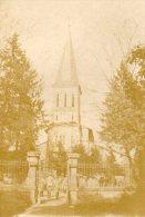 Photo Argonne Eglise De Futeau (de 6.4*4.4cm) - Guerre, Militaire