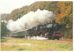 TRAIN Allemagne - EISENBAHN Deutschland - ETTLINGEN-STADT - Dampflokomotive 50 2740 - Trains