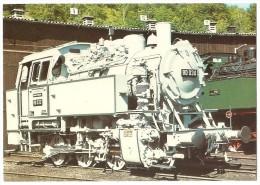TRAIN Allemagne - EISENBAHN Deutschland - BOCHUM - Güterzug-Tenderlokomotive 80 030 - Trains