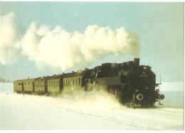 TRAIN Allemagne - EISENBAHN Deutschland - AMSTETTEN - GERSTETTEN - Güterzug-Tenderlokomotive 86 346 - Trains