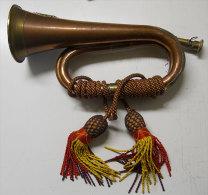 Bugle CLAIRON MILITAIRE AUSTRALIEN DU WAUR ( Western Australian University Regiment ) – MILITARIA AUSTRALIE COMMONWEALTH - Equipment