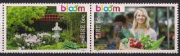"2013 Irland  Mi. 2092-3  **MNH     Gartenfestival ""Bloom 2014"", Dublin - 1949-... Repubblica D'Irlanda"