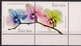 "2013 Irland  Mi. 2094-5  **MNH    Weltblumenausstellung ""World Flower Show 2014"", Dublin. - 1949-... Repubblica D'Irlanda"