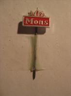 Pin Mons (GA01534) - Brandweerman