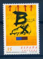 Spain 1999 España / Football Barcelona FC MNH Futbol / It36  38 - Beroemde Teams