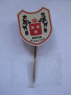Pin Breda Bierstad (GA01648) - Bier