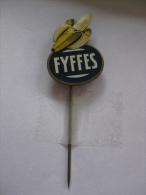 Pin Fyffes (GA01686) - Alimentation