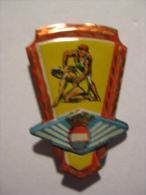 Pin Worstelen (GA01796) - Lutte
