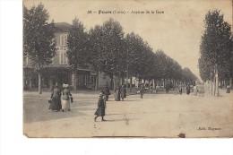 42  FEURS  Avenue De La Gare - Feurs