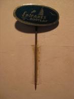 Pin Epifanes Bootlax (GA01894) - Zeilen