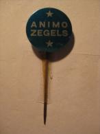 Pin Animo Zegels (GA01909) - Verenigingen