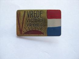 Pin Vrede Victorie Vryheid (GA02204) - Militair & Leger