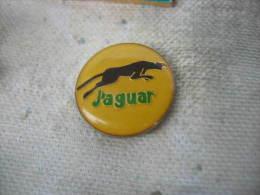 Pin´s Embleme Des Véhicules JAGUAR - Jaguar