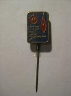 Pin Jamin  (GA02404) - Noël