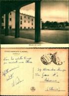 3920) CARTOLINA DI  ACIREALE-ISTITUTO PARIFICATO S. MICHELE PORTICI DEL CORTILE -VIAGGIATA