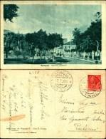 4267) CARTOLINA DI  RAMACCA- GIARDINI PUBBLICI -VIAGGIATA