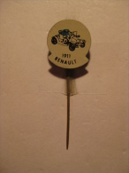 Pin Renault 1911 (GA02838) - Renault