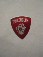 Pin Duikerclub (GA03342) - Pin